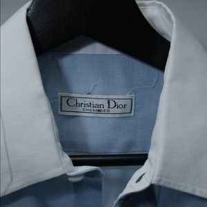 Dior Tops - Christian Dior Chesmises Button Up